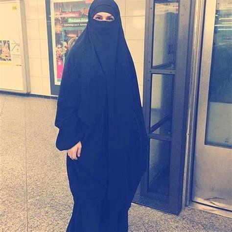 Jilbab Niqab Jilbab With Half Niqab Need To Cover The Eyebrows But