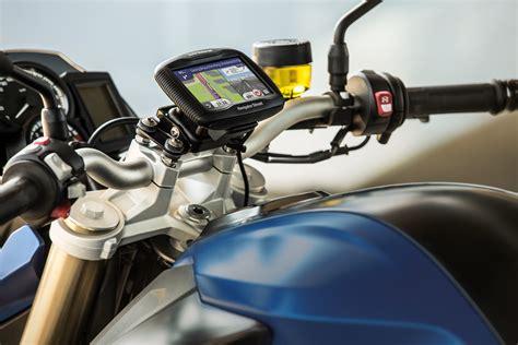 Gps Garmin Motorrad V by Bmw Motorrad Pr 228 Sentiert Den Navigator Vi Motorrad