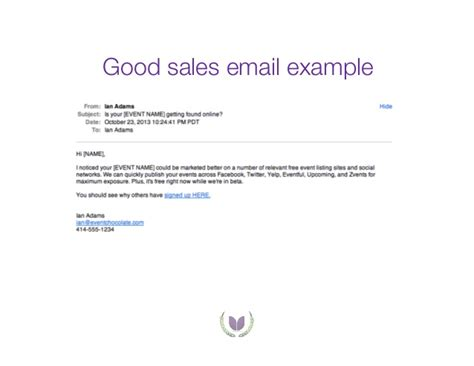 Email From God how to write emails that sell