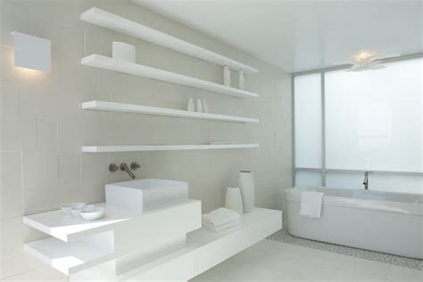 white bathroom shelving 18 bathroom floating shelves designs ideas design