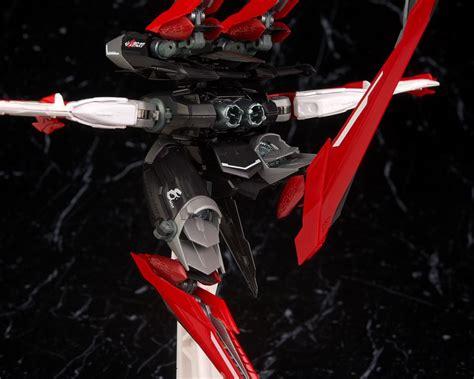Metal Build Frame Option Set metal build gundam astray frame flight unit option set