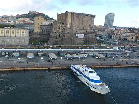 porti napoli caremar destinazioni dai porti di napoli