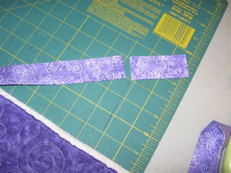 finishing a quilt binding just quilting