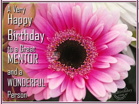 Happy Birthday Wishes To A Mentor Birthday Wishes For Colleague Birthday Images Pictures