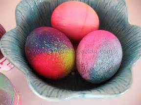 easter egg dye ideas tie dye easter eggs how to make beautiful tie dye colored