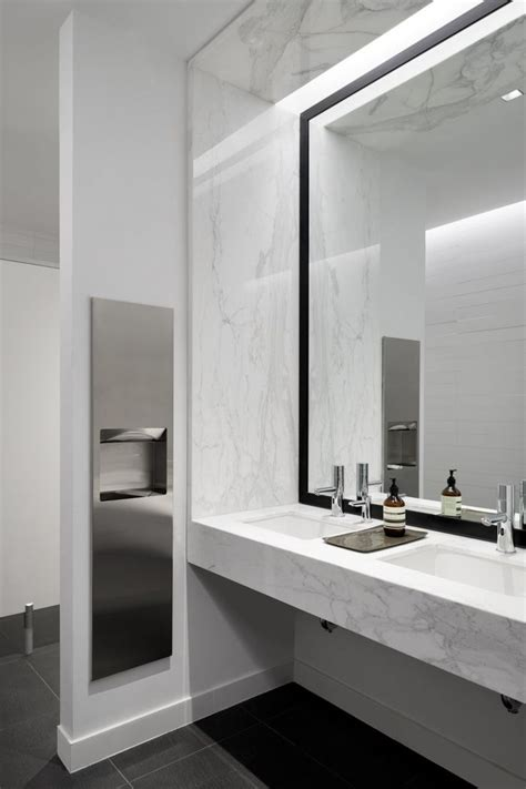 modern white bathroom ideas 25 best ideas about restroom design on
