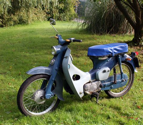 honda moped 50cc page 170 1963 honda c100 50cc step through moped sold