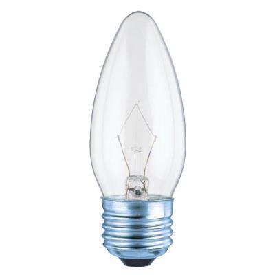 non incandescent light bulbs westinghouse b11 40 watt medium base incandescent l