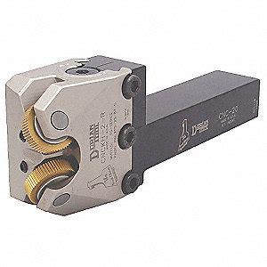 DORIAN Knurling Tool, Med Dia, 6 3/4 In OAL - 3FHC6 CNC ... Dorian Tool