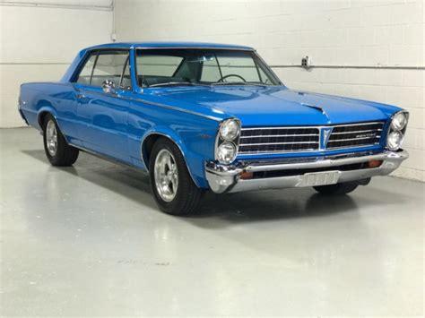 classic 1965 pontiac tempest custom like gto 55000 two