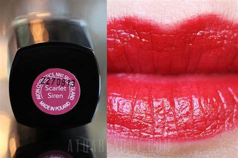 Avon Velvet Lipstick avon ultra colour lipstick scarlet siren lipstick lipsticks sirens and scarlet