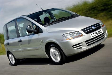 Fiat Multipla Estate Review (2000   2010)   Parkers