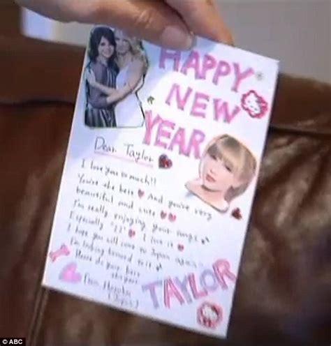 taylor swift fan mail address taylor swift fan letters discovered in dumpster daily