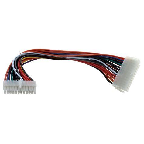 Pin Garuda 3 5 Cm h3 29 5cm computer netzteil atx 24 pin stecker zum weiblichen energie verlaenger ebay