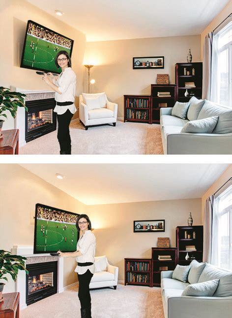 best height for tv in bedroom watching tv at the wrong height causes neck strain and tv