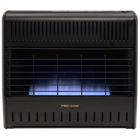 Garage Heaters Lowes by Shop Procom Wall Mount Gas Liquid Propane