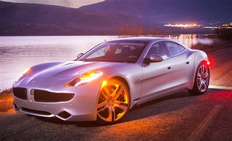 hybrid sports cars cars fisker karma car wallpapers