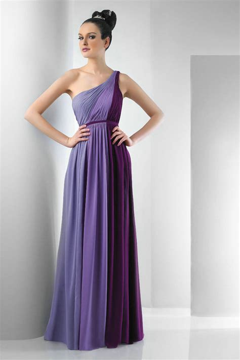 Gorgeous One Shoulder Dresses by Gorgeous One Shoulder Purple Bridesmaid Dresses Cherry