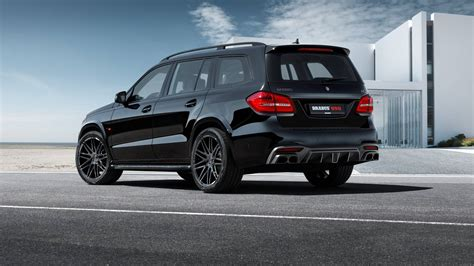 Brabus Mercedes by Official Brabus 850 Xl For Mercedes Amg Gls 63 With 850hp