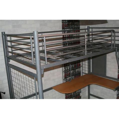 lit mezzanine 1 place avec matelas achat et vente