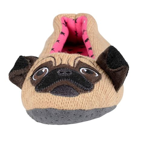 pug slippers next novely animal panda pug ballet slippers