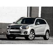 2014 Mitsubishi Outlander Sport Pictures/Photos Gallery  Green Car