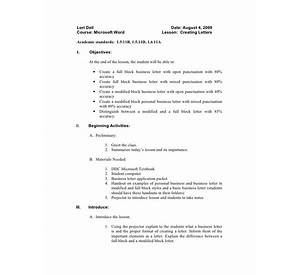 resumes and cover letters for high school students - Resume Cover Letter Lesson Plan