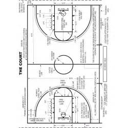 Nba basketball hoop dimensions images amp pictures becuo