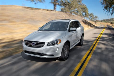volvo xc60 2015 2015 volvo xc60 t6 drive e first test motor trend