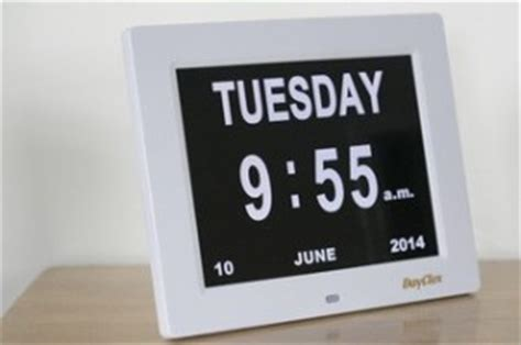 Electronic Calendar Electronic Calendar Clock Living Well With Dementia