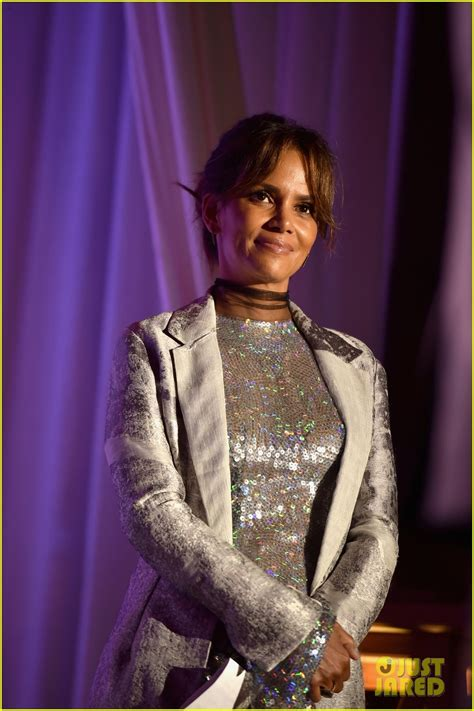 Halle Berry Obviously Not by Halle Berry Speaks Out After Pregnancy Rumors Photo