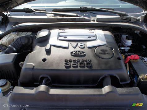 3 5 Kia Sorento Engine 2004 Kia Sorento Lx 3 5 Liter Dohc 24 Valve V6 Engine
