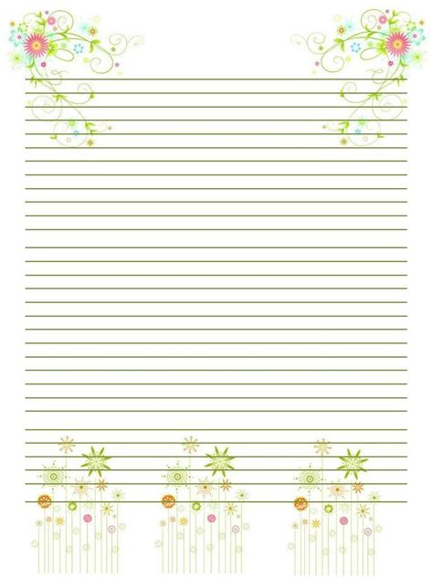 printable stationary pages 30 best images about printable stationary on pinterest