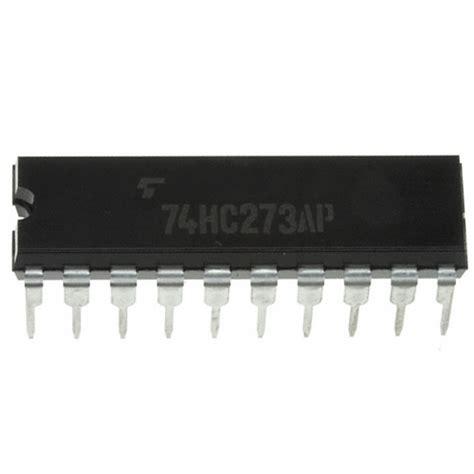 Ic Sn74f574 Octal Edge Triggered D Type Flip Flop Rb127 ic flip flop octal d type 20 dip tc74hc273ap f