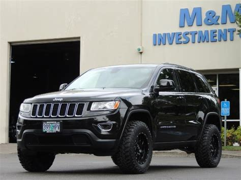2015 grand cherokee lifted 2015 jeep grand cherokee laredo e 4wd v6 lifted lifted