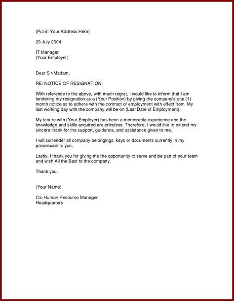 how to write a resign letter letter of resignation cover