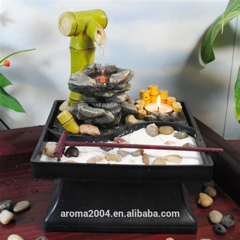 mini giardini zen bamboo water mini zen garden buy mini zen