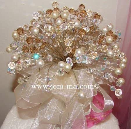 love  sayang diy bunga tangan kristal