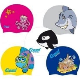 Cressi Kid Set Swim Cap Goggle swimming caps