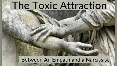 toxic narcissist the toxic attraction between an empath and a narcissist