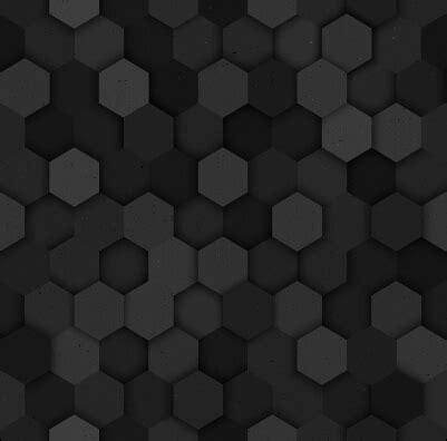 seamless hexagon pattern vector hexagon layered seamless pattern vector material 03