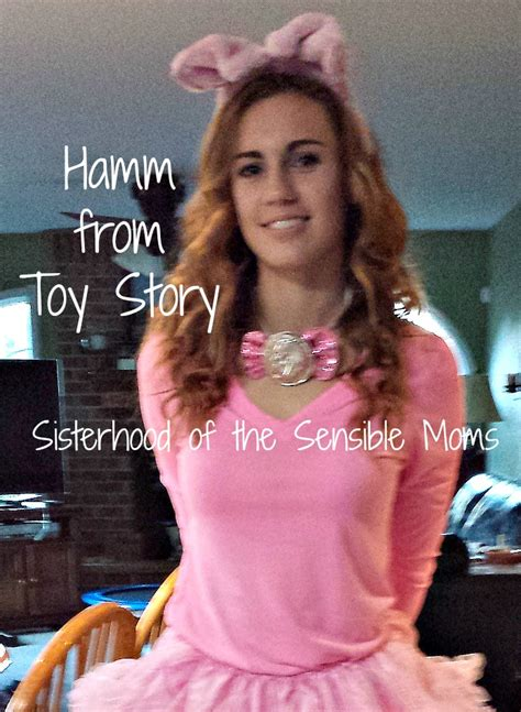 diy halloween costume  humor roundup hamm  toy