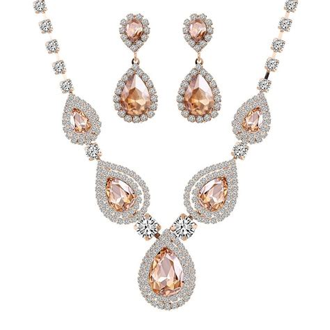 bridal jewelry sets for wedding resolve40