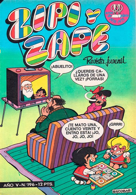 libro lo mejor de zipi la evoluci 243 n de los personajes de zipi y zape desde su origen a la actualidad yo fui a egb