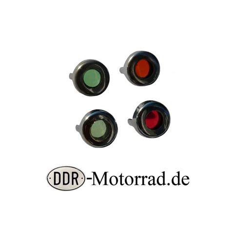 Motorrad Kontrollleuchten by Kontrollleuchten Instrumentenbrett Iwl Berlin Ddr