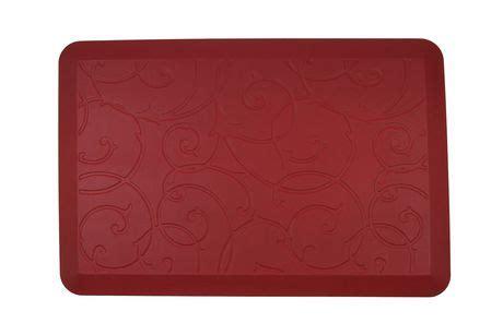 kitchen floor mats walmart hometrends anti fatigue kitchen mat walmart ca