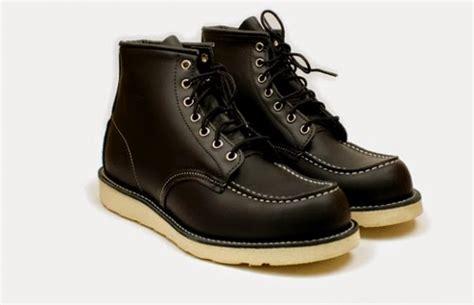 Sepatu Merk Wind tips mudah memilih sepatu boots bahan kulit