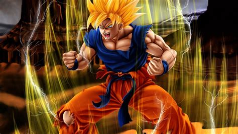 dragon ball moving wallpaper dragon ball z wallpapers goku wallpaper cave