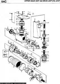 Volvo Penta Parts Volvo Penta 270 Outdrive Diagram