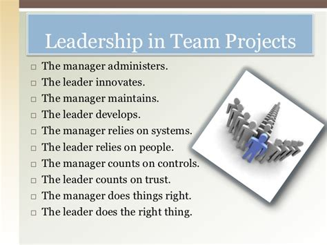 teamwork leadership and motivation in the workplace